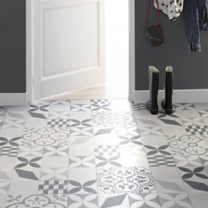 Le carreau de ciment pour un style r tro et tendance la for Carrelage imitation carreaux de ciment saint maclou